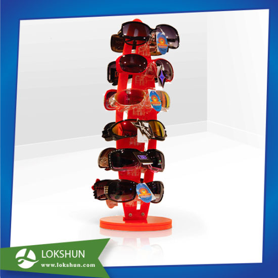 Countertop Acrylic Sunglasses Display Stand, Acrylic Eyewear Display Holder pictures & photos