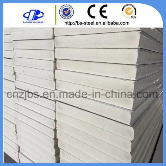 China Construction Materials Prefab House Pu Sandwich Panel China