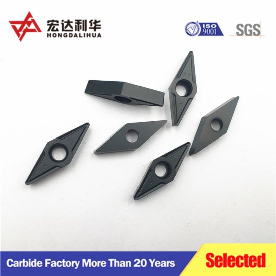 Tungsten Carbide CNC Turning Inserts of Coated pictures & photos