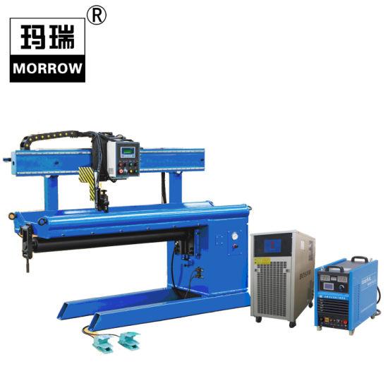 China Inverter Igbt Plasma Arc Straight Seam Automatic Welding Machine With Water Cooling China Machine Welding Machine