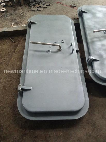 Marine Steel Single-Leaf Watertight Bulkhead Door