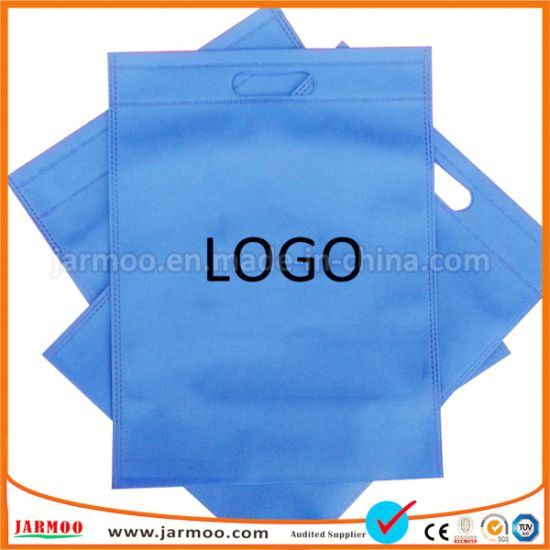 210d Cheap Promotional Drawstring Backpack Bag pictures & photos