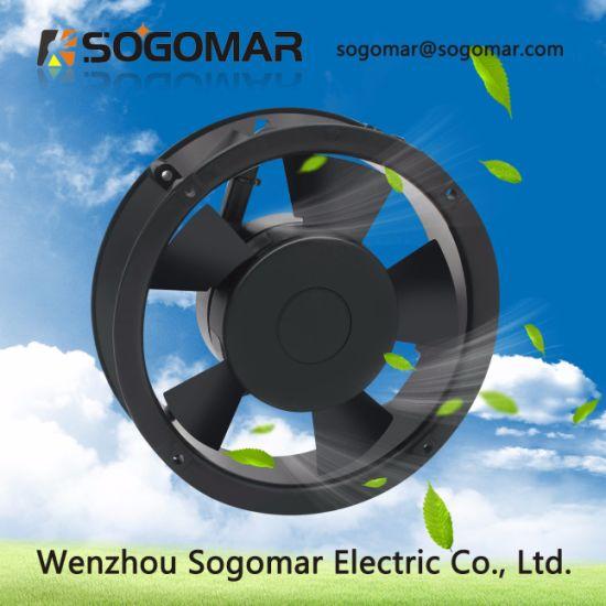 Sf17252 Cooling Ventilation Plastic Blades AC Axial Fan