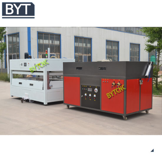 Vacuum Forming Mould Sign Injection Making Machine