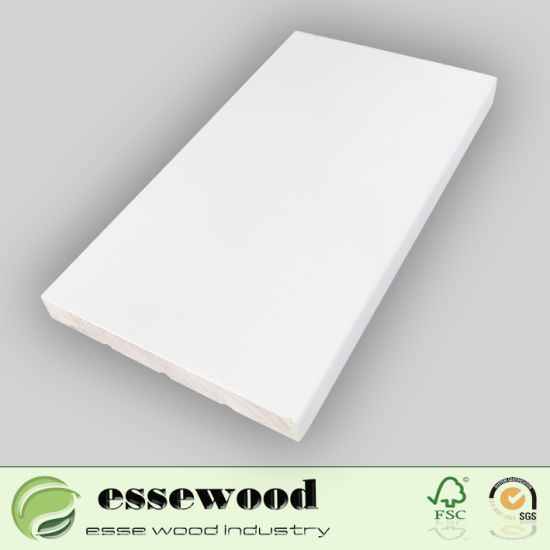 China Waterproof Decorative Trim White Stucco Wall Panel Chair Rail ...
