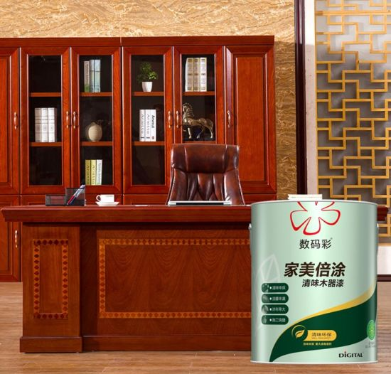 High Glossy Wood Furniture Lacquer