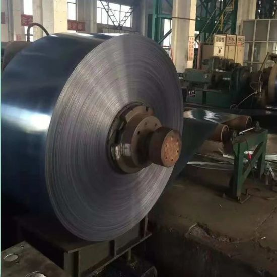 High Carbon Bright Anneal Cold Rolled Steel Strip