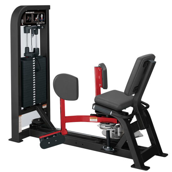 China top quality lifefitness gym equipment hip adduction sf