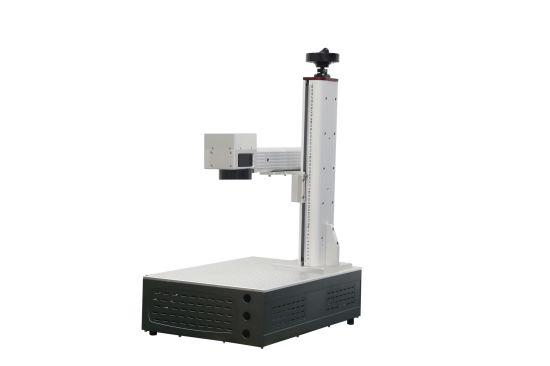 Small Portable Marking Machine Cabinet for Laser Source 20W