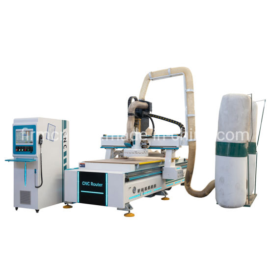 New Automatic Tool Changer CNC Router Woodworking Machine for Wood MDF
