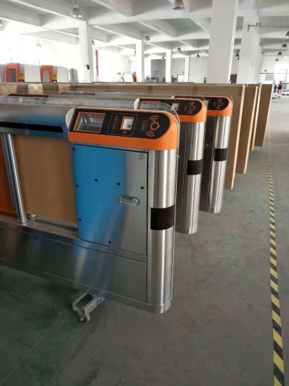 Customized Enclosure Secured Entry Control Gate (ODM OEM offered)