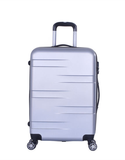 4 Spinner Wheels Trolley Suitcase, 3PCS Set Luggage (XHA138)