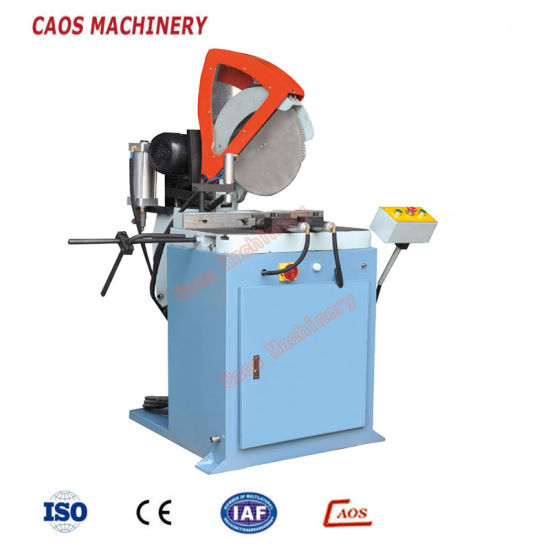 Factory Outlet Aluminum Profile Section Conduit Channel Cutting Machine with The Best Price and Best Quality