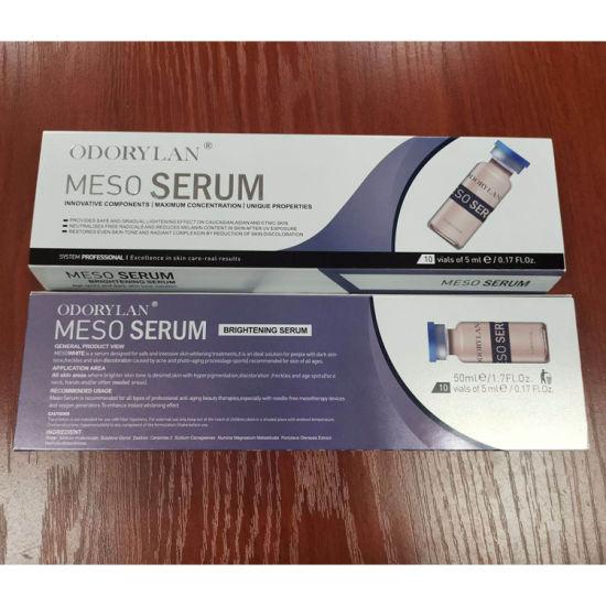 Bb Cream Meso Whitening Make up Liquid Foundation Bb Glow Facial Treatment