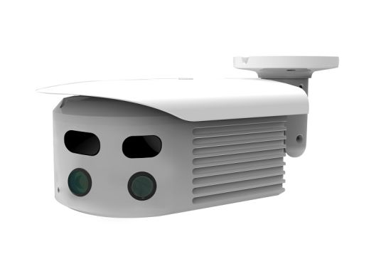 Fsan 8K 32MP IR Infrared 180 Degree Panoramic Bullet IP Camera