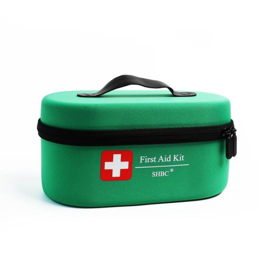 Waterproof First Aid Kit Bag with Supplies for Emergency Medical Care