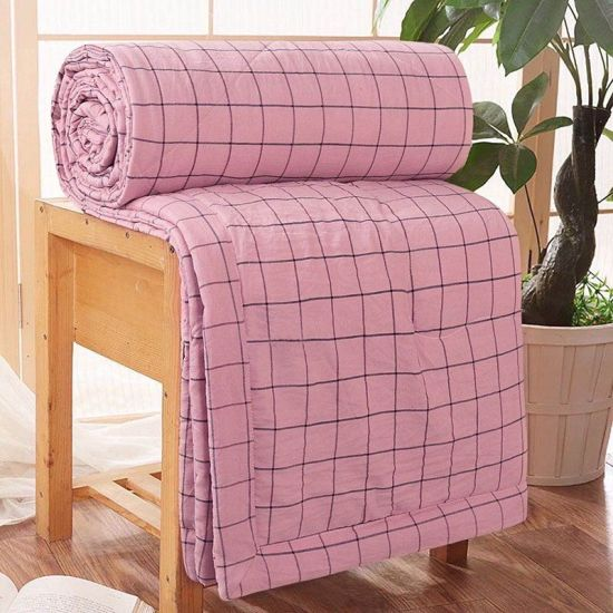 Queen Size Comforter Set Quilted Bedspread Airline Quilt