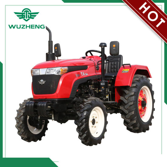 WUZHENG 35HP 4 Wheel Tractor pictures & photos
