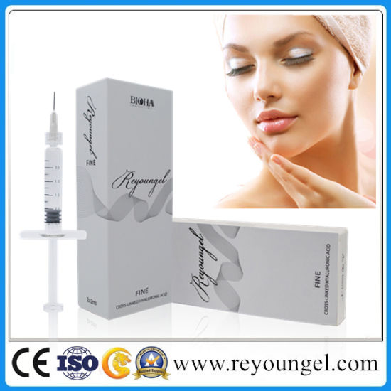Anti-Wrinkle Injection Hyaluronic Acid Cosmetic Dermal Filler pictures & photos