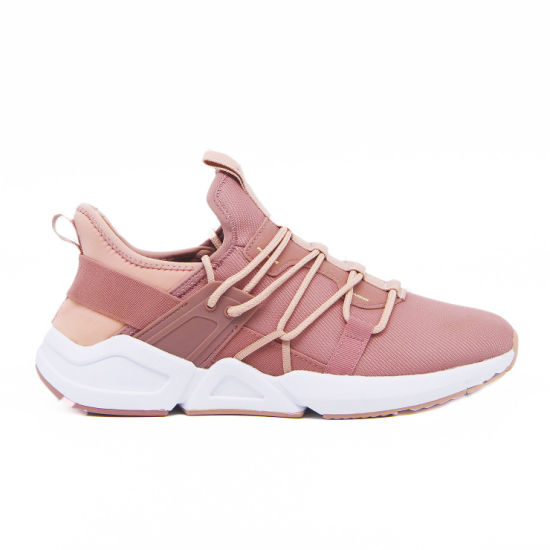 China Ladies Sneaker Casual Shoes