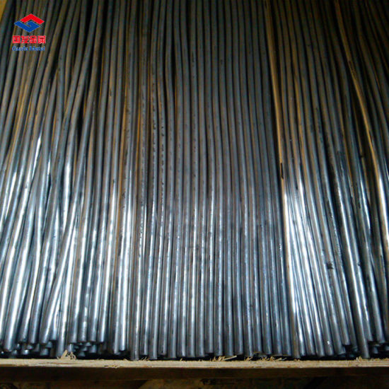 Round Lead Rod for Electroplating Industry pictures & photos