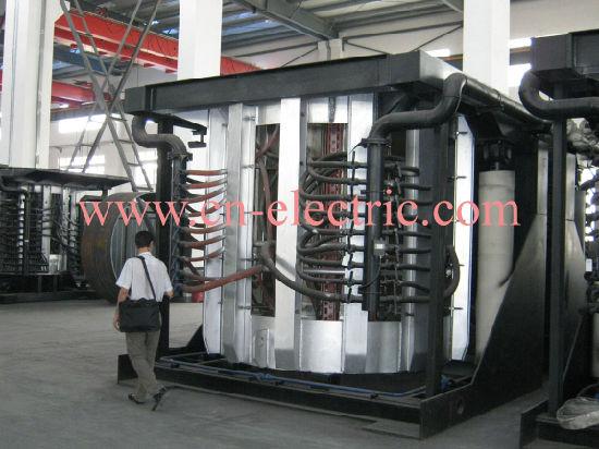 Coreless Medium Frequency Smelting Electric Furnace