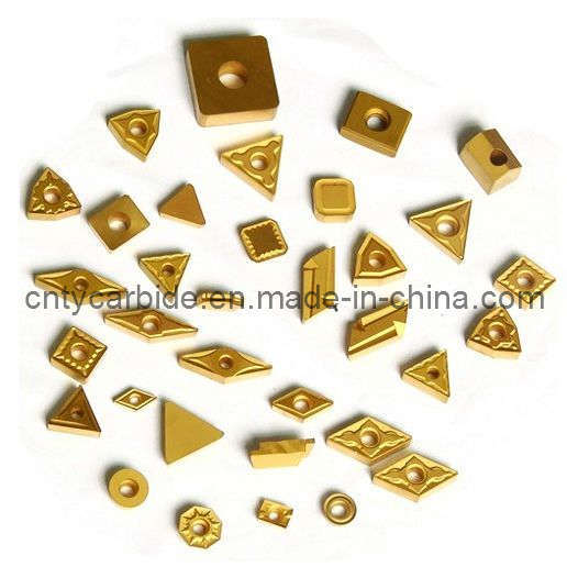 Carbide Indexable Inserts Milling Inserts CVD Coating PVD Coating