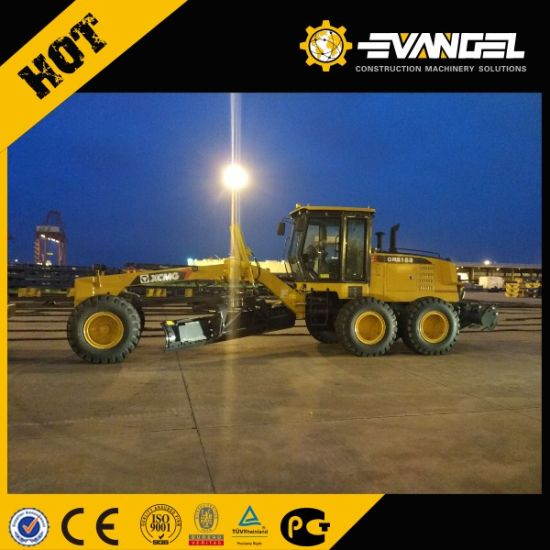 Changlin 165HP Motor Grader with Cummins Engine (PY165H) pictures & photos