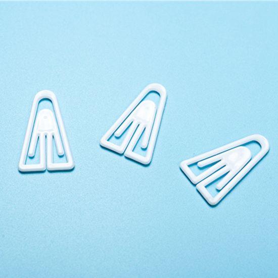 Sinfoo Hot Sale A Shape Plastic Packing Clips for Dress (CD020-9)