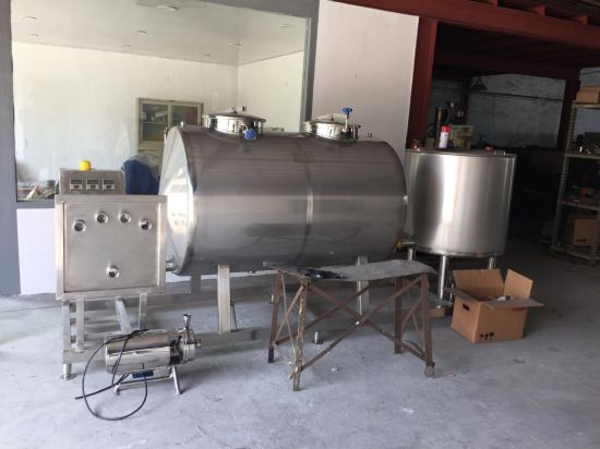 CIP cleaning Machine 1000L (steam heating CIP cleaning equipment) pictures & photos