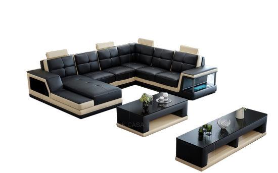 Living Room Sofa Specific Use 5 Seater Leather Modern Sofa Set Design Luxury Furniture China Sofa Furniture Made In China Com