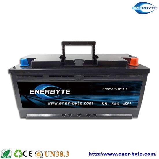 12V120ah LiFePO4 Battery / Lithium Battery/ Li-ion Battery