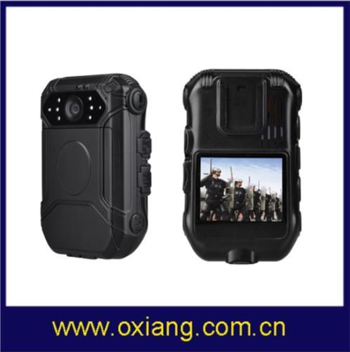 4G WiFi Waterproof IP67 Police Body Camera HD1080p 4G 3G WiFi Bluetooth GPRS GPS Police DVR Wearable Camera Ox-Zp605g pictures & photos