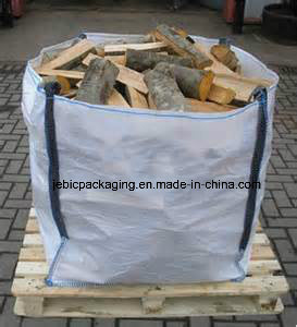 PP Woven Bulk Bag for Firewood pictures & photos