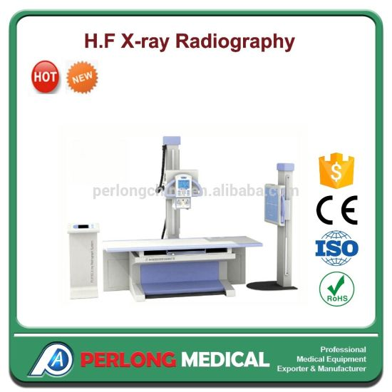 2017 Hot Selling 200mA 300mA X-ray Stationary Digital Radiography System pictures & photos