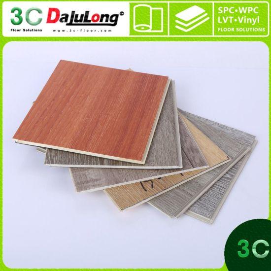 Best Price Great Waterproof Material Spc Click Vinyl Flooring Sheets 4mm