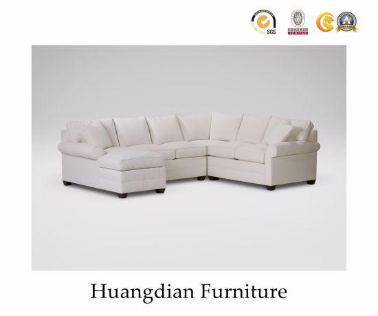 Modern Home Furniture Wholesale Sofa Sectional (HD752)