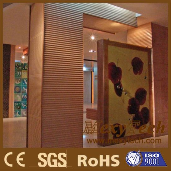 China Home Decorative Plastic Composite Indoor Wall Panels - China ...