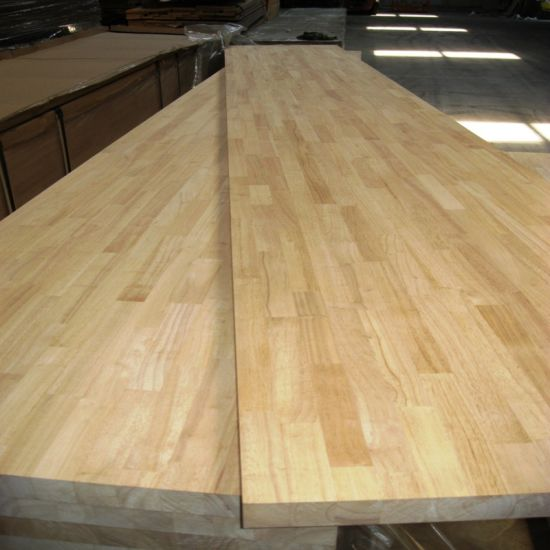 High Quality Rubberwood Kitchen Worktops