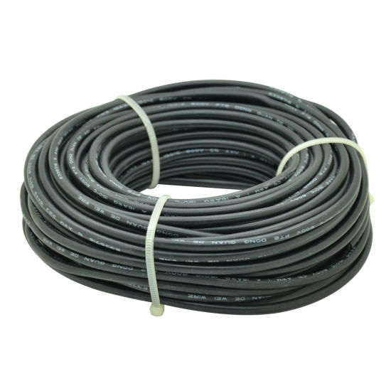 Jgsilicone Insulated Cable 0.12mm2 with Dw20 pictures & photos