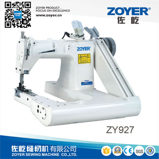 Zy927 Double Needle Feed-off-The-Arm Machines