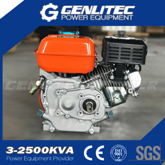 6 5HP Go Kart Gasoline Engine with 1/2 Reduction Driven by Chain