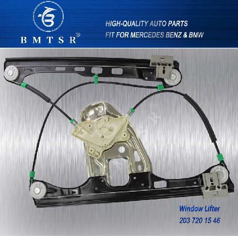 for C-Class W203 Power Window Lifter OEM 2037201546
