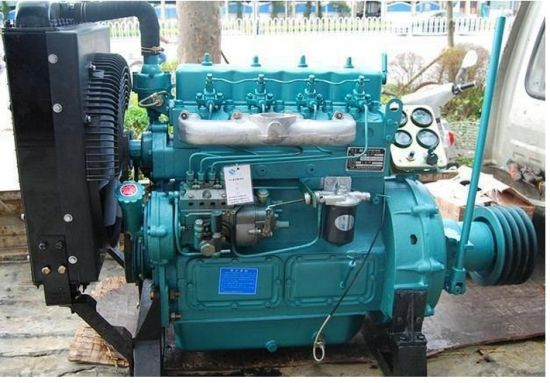 6 Cylinder 4 Stroke 190HP Diesel Engine pictures & photos