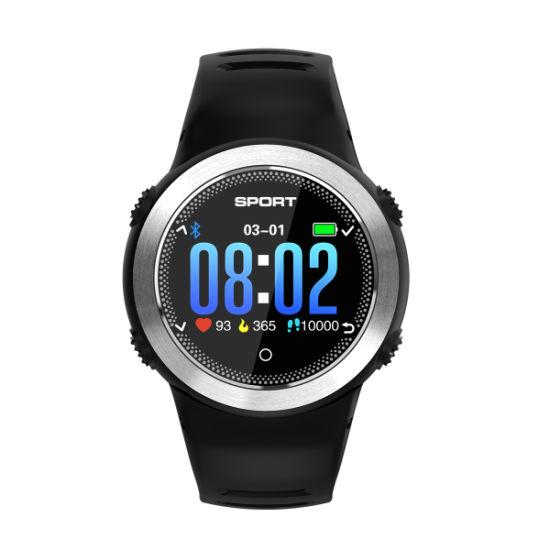 Bluetooth Remote Pedometer Take Photo Ultra-Long Standby Waterproof IP68 Sport Heart Rate Blood Pressure Men Wrist Smart Watch