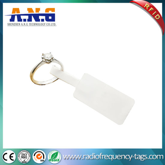 Pet Monza5 Adhesive RFID Jewelry Tag for Glasses Control Tracking pictures & photos