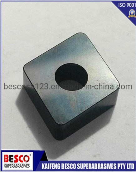 Solid PCBN/ CBN Inserts for Turning