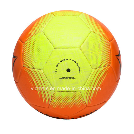 Different Size Soft Touch Fade Beach Soccer Ball pictures & photos