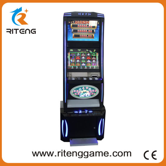 Hot Sell Coin Operated Gambling Machine Casino Slot Machine pictures & photos