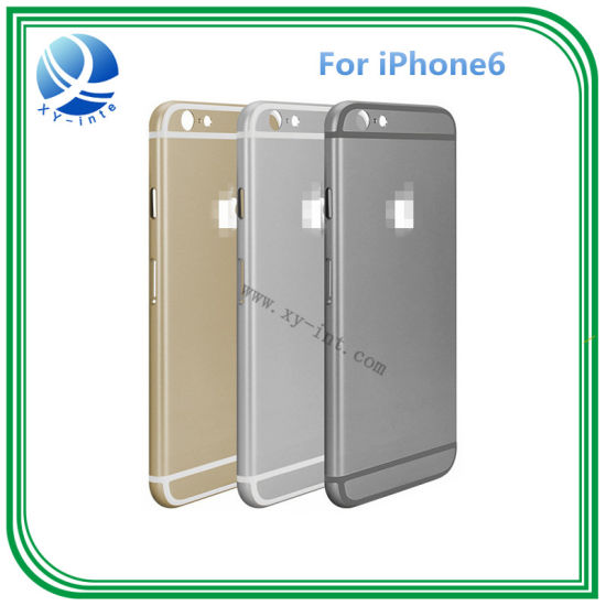 Wholesales Back Case for iPhone 6 Nice Price Backcover